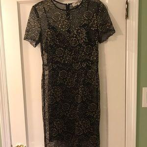 Diane von Furstenberg Sheath Dress